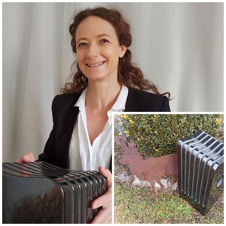 Sabine Gamsjäger - Kontakt