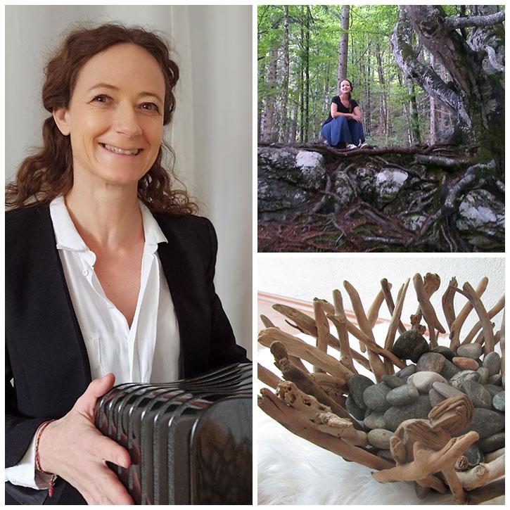 Sabine Gamsjäger - Sinn Klang Stein